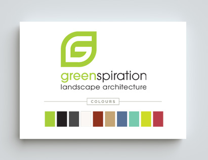 Green Inspiration Corporate Identity